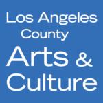 LA County Dept of Arts & Culture Logo