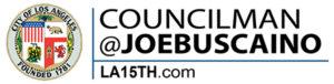 Councilman Buscaino Logo