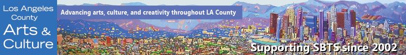 LA County Department of Arts & Culture Ad