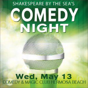 Comedy Night 2020 Logo