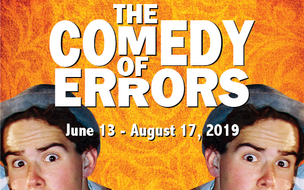 The Comedy of Errors Logo