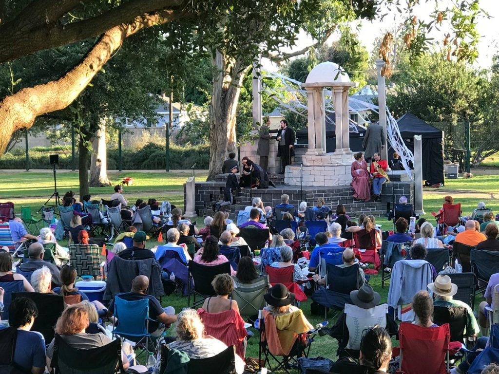 SBTS at Monte Verde Park in Lakewood 2018