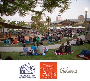 SBTS in Long Beach at Cesar Chavez Park