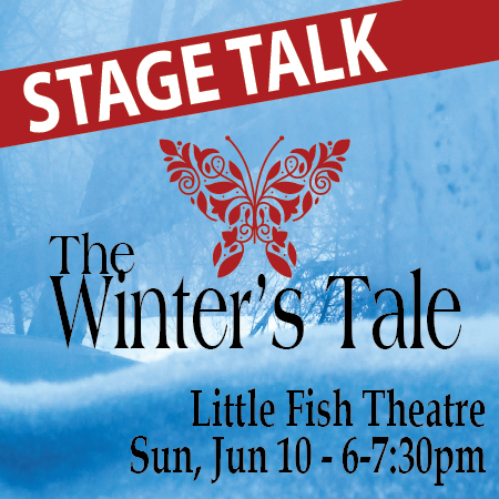 Stage Talk The Winters Tale