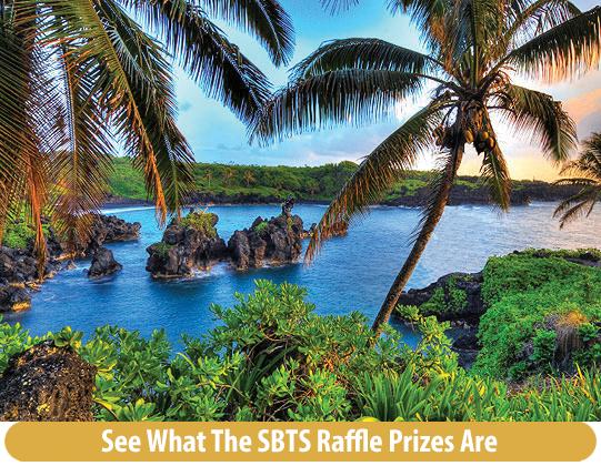 Raffle Prizes for SBTS