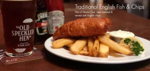 The Whale and Ale - Traditional English Fish and Chips